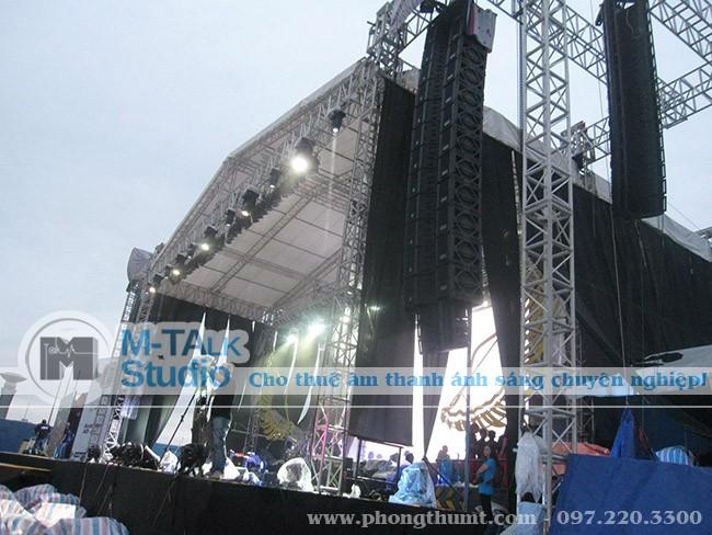 Cho thuê thiết bị âm thanh ánh sáng tại Hà Nội